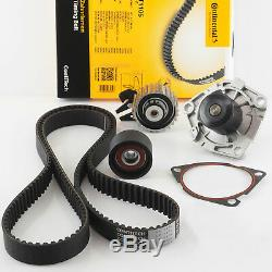 CONTI Zahnriemen-kit Wasserpumpe Zafira B 1.9 CDTI 150 PS Insignia 2.0 D Astra H