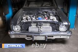 CXRacing 4L80 Auto Transmission Mount Kit for 68-74 Chevrolet Nova LS1 Engine