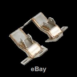 CXRacing BBC Big Block Engine Mounts For 60-66 Chevrolet Chevy C10 Truck 396 402