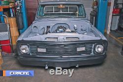CXRacing LS1 Engine 4L80 Trans Mount Kit For 2nd Gen 67-72 Chevrolet C10 Truck