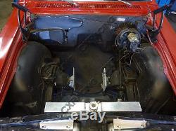 CXRacing LS1 Engine Mount Swap Kit For 63-67 Chevrolet Chevelle LS Swap