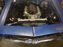 CXRacing LS1 LSx Engine 4L80E Transimission Mount Kit 67-69 Chevrolet Camaro