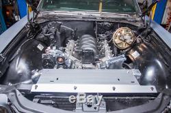 CX LS1 LS Header Engine T56 Transmission Mount Kit for 68-72 Chevrolet Chevelle