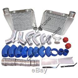 CX LS1 Twin Turbo Intercooler Kit Motor Mounts For 63-65 Chevrolet Chevelle LSx