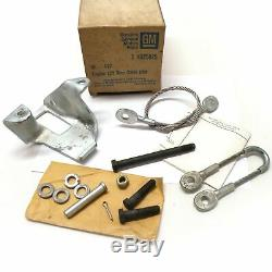 C NOS 65-69 Chevy Impala Bel Air BIG BLOCK 396 427 Engine Lift Stop Kit 325875