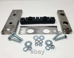 Chevrolet Chevy GMC Truck 6 Cyl Motor Engine Mount Front Kit 216/235 1937-1955