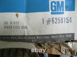 Chevrolet Corvette Chevelle Camaro motor mounts 409 396 427 302