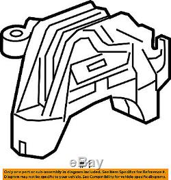 Chevrolet GM OEM 11-15 Cruze-Engine Motor Mount Torque Strut 13347453
