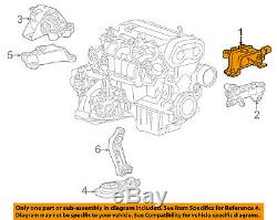 Chevrolet GM OEM 12-15 Sonic-Engine Motor Mount/Torque Strut 95133816