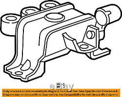 Chevrolet GM OEM 12-15 Sonic-Engine Motor Mount Torque Strut 95133816