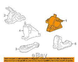 Chevrolet GM OEM 13-15 Spark-Engine Motor Mount Torque Strut 95136669