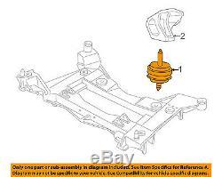 Chevrolet GM OEM 97-13 Corvette-Engine Motor Mount Torque Strut 15254700