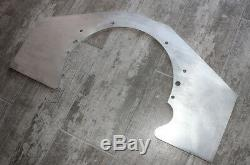 Chevy 350 Mid-Mount Motor Engine Plate Small/Big Block CNC Aluminum SBC BBC 4030