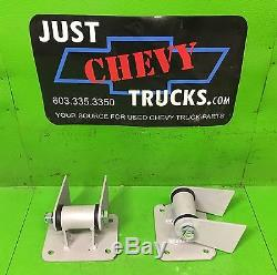 Chevy LS LSx Engine Motor Mounts 4.8 5.3 6.0 6.2 Hot Rod or LSx Project