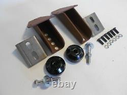 Chevy V8 Motor Mounts for Landcruiser, Chevota, Gen I Engine