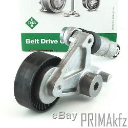 DAYCO 6PK2504 Keilrippenriemen + INA Spanner Rollensatz Audi VW 2.7 3.0 TDI