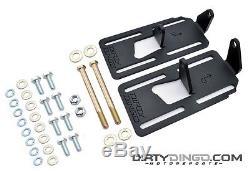 Dingo E-Z LS Conversion Engine Mount Powder Coat Check Fitment Chart DD-3550C-PC