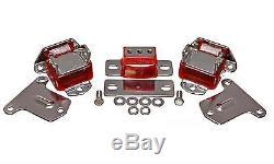 Energy Suspension 3-1134R Motor Mounts Chevy El Camino