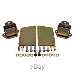 Energy Suspension 3.1148G GM LS Series Motor Mount Conversion Kit Black