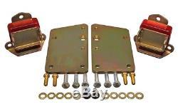 Energy Suspension 3.1148R GM LS-Series Motor Conversion Set Zinc Finish