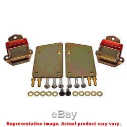 Energy Suspension Motor Mount Insert 3.1148R Zinc Red Fits L or R FitsCHEVROL