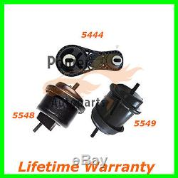 Engine Motor Mount Set 3PCS For09/15 fits Chevy Traverse / GMC Acadia 3.6L