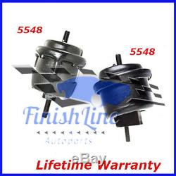 Engine Motor Mounts Front Right Set Kit For Chevrolet Buick GMC Saturn 3.6 L
