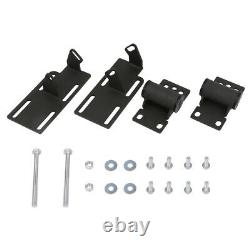 Engine Mount Adapter Swap Kit for 88-99 C1500 K5 2WD LS1 LS2 LS3 LS6 LSX LQ4 LQ9