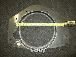 Engine Mount Mid Mount Mid Plate for Chevy SFI Cert Steel BBC SBC