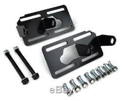 Engine Swap Mount Brackets Kit LS1 LS2 LS6 LSX Blazer Suburban Pickup 4X2