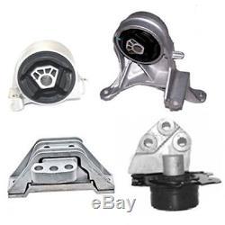 Engine & Trans. Motor Mount For Chevrolet Equinox 3.4L 3069 3082 5324 5325 M975