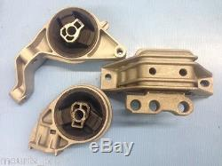 FR mount A5385 AT front A3081 Rear A5374 for 06-11Chevrolet HHR 07-10 Pontiac G5