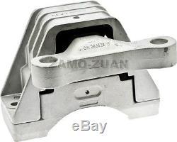 Fits 2009-2012 Chevrolet Malibu 2.4L 6Spd Engine Motor & Trans. Mount Set 3PCS