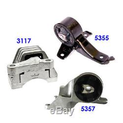 For 2006-2008 Chevrolet Malibu 3117 5357 5355 M871 Engine Motor Mount