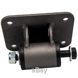 For LS1 LS2 LS3 LS6 Engine Motor Mounts (LS Swap) JEEP / Ultra4 / Street Road