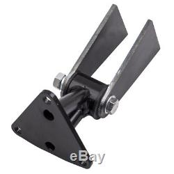 For Small & Big Block SBC BBC Chevy Engine Swap Weld-In Motor Mounts