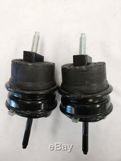 Front Left & Front Right Engine Motor Mounts 2Pcs Set For Chevrolet Camaro