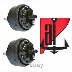 Front Motor Mounts For 2002-2009 Gmc Envoy 4.2l Pair Good Quality