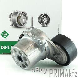 GATES 6PK2213 Keilrippenriemen + INA Rollensatz Mercedes CDI ohne Start-Stop