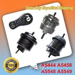 GMC Buick Saturn Chevrolet Engine & Trans. Motor Mount 5444 5458 5548 5549 M991