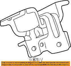 GM OEM-Engine Motor Mount Torque Strut 25828247