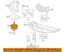 GM OEM-Engine Motor Mount Torque Strut 92271062