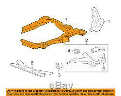 GM OEM Front Suspension-Engine Cradle 23278108