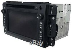 Gm Chevy Gmc Oem 07-14 Navigation Gps Radio CD DVD Player Head Unit Screen