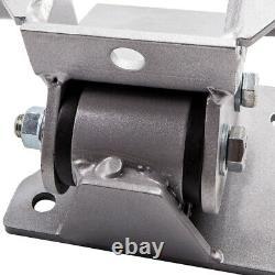 High Performance Motor Mounts For GMC Chevy LB7 LLY LBZ LMM Duramax 01-10