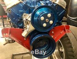 Hurst Motor Mount SBC Cradle Hot Rat Rod Gasser Hemi Engine 283 327 350 400