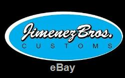 Jimenez Bros Customs 1949-1954 Chevy Passenger Cars 250 CID Engine Mounts New
