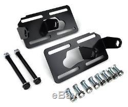 LS1 LS2 LS6 LSX Engine Swap Mount Brackets Kit Blazer Suburban Pickup 2WD