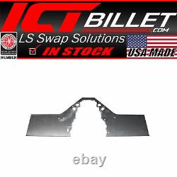 LS LS1 Front Engine Plate 1pc Aluminum Chevy Motor Mount