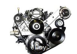 LS Truck Engine Swap Package, Mounts, Water Pump Spacers, Low ALT/PS Bracket (PC)